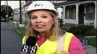 Call 811 Before You Dig:  WGAL Segment August 11, 2011