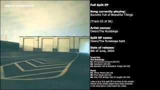 Owen/The Rutabega - Owen/The Rutabega Split (Full Split EP)