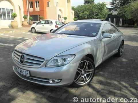 2007 mercedes benz cl class cl500 auto for sale on auto