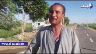 بالفيديو والصور.. الجيش يطور قرية 'أصفون' بالأقصر..الأهالي يهتفون للقوات المسلحة..والمحافظ: الخدمات تكلفت 10 ملايين جنيه
