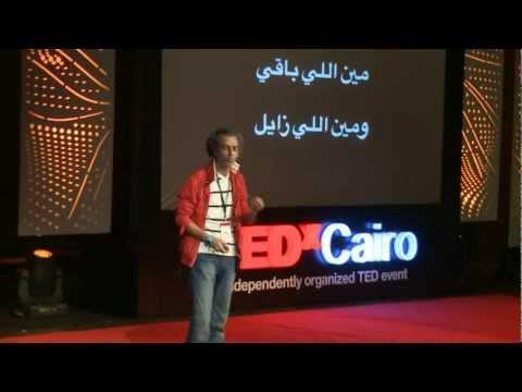 The second death | Hani Mahfouz | TEDxCairo 2012