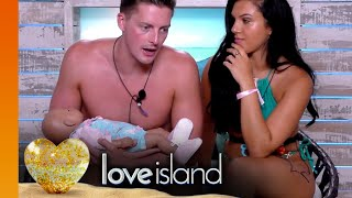 The Islanders Wake Up to Six Screaming Deliveries | Love Island 2018