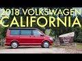 2018 Volkswagen California Review