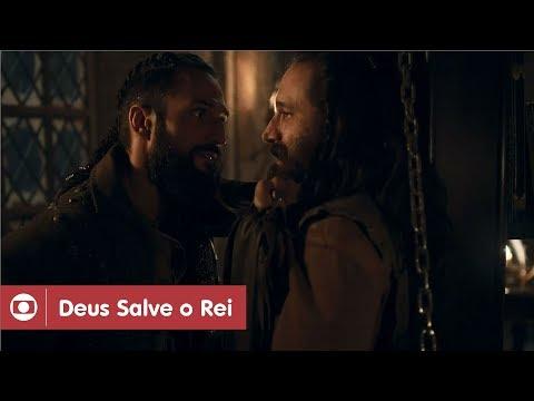 Deus Salve O Rei: capítulo 27 da novela, quinta, 8 de fevereiro, na Globo