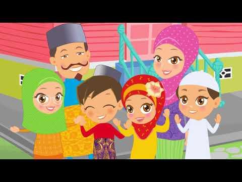 Aisyah & Friends - Aisyah (Official Music Video) HD