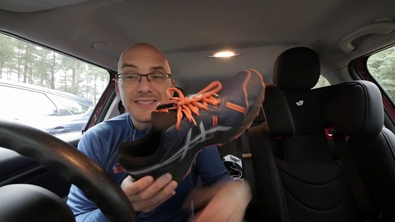 Asics: Gel Kanaku 3 trail running shoe: Review