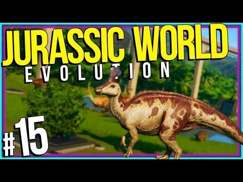 Jurassic World: Evolution | SAFE & SECURE (#15)