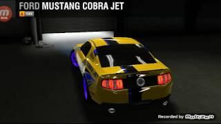 Mustang Cobra Jet Max Tune Tutorial *RacingRivals*