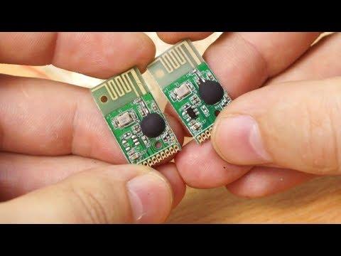 Модули для радиопульта дистанционного управления TY24D