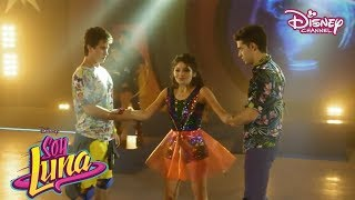 """Soy Luna 2 - Capitulo 80 - El equipo del Roller canta """"Vuelo"""" (Final de Temporada)"""