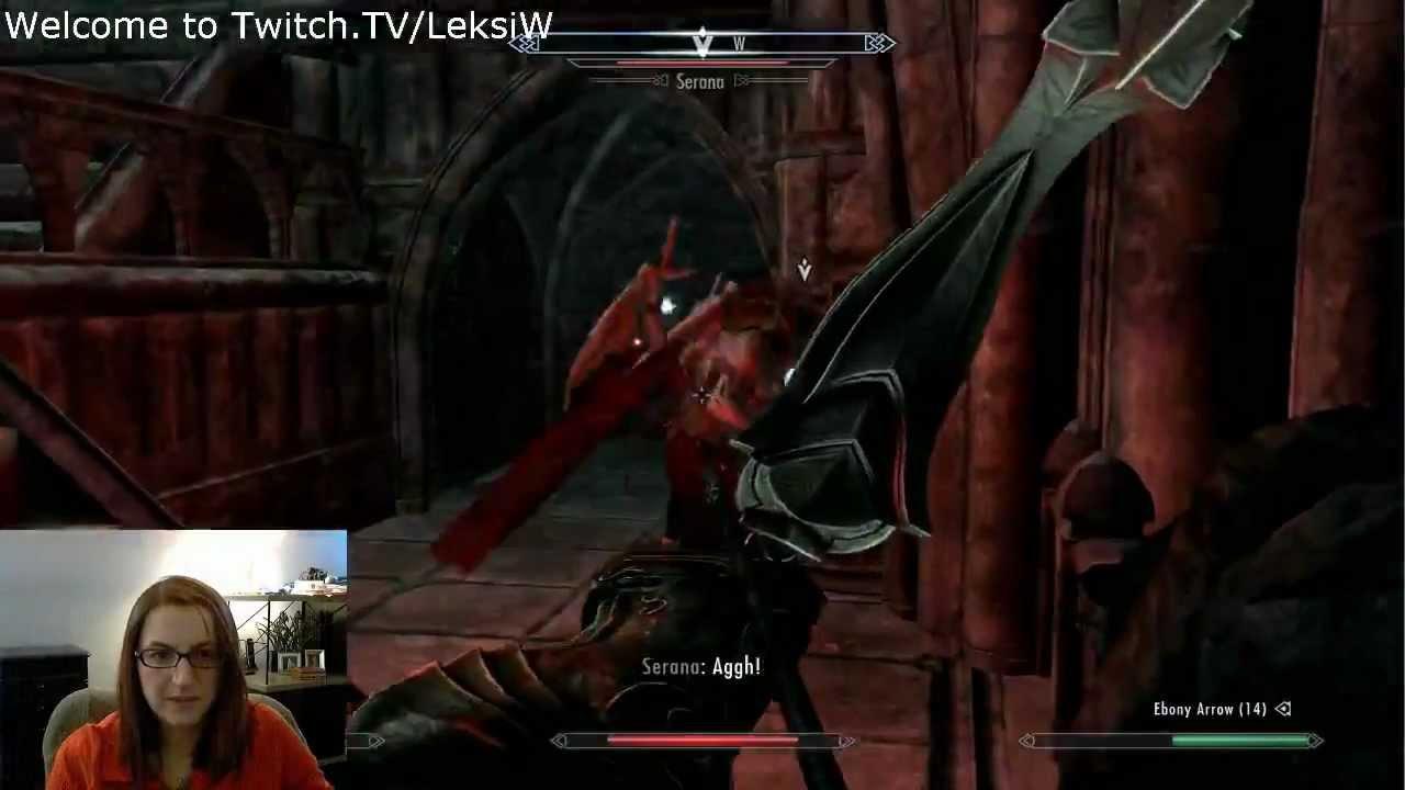 Argonian Vampire Dawnguard