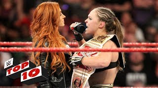 Top 10 Raw moments: WWE Top 10, January 28, 2019