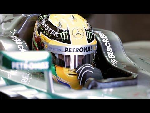 Grand Prix Insights – Monocoque - Mercedes-Benz original