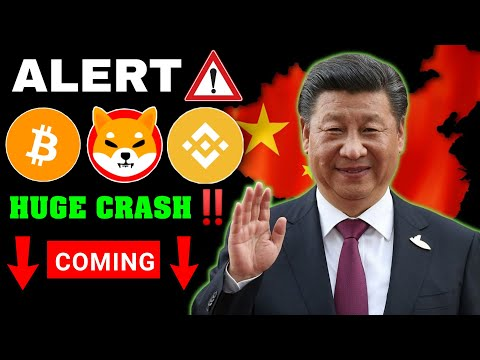 CRYPTO MARKET IS ABOUT TO COLLAPSE!😱 HUGE CRASH! BITCOIN GOING TO $24k? NEWS BY CNBC & REALKIYOSAKI