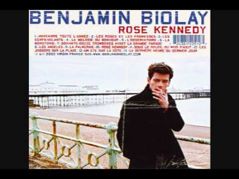 Benjamin Biolay - Novembre Toute l'Annee