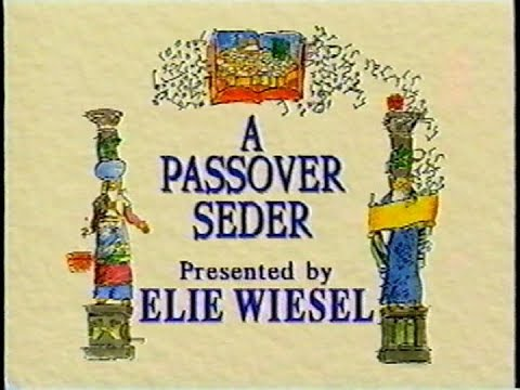 picture regarding Children's Passover Seder Printable named A Pover Seder as a result of Elie Wiesel - Pover Entertaining