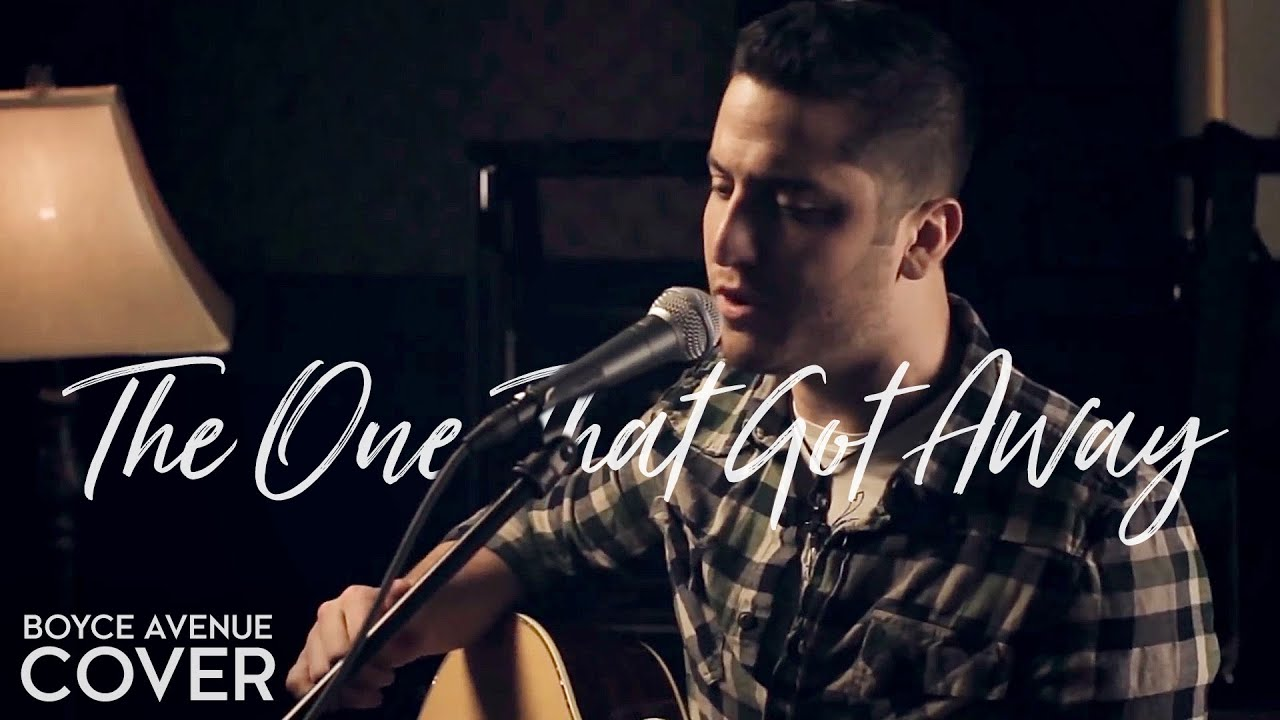 Katy Perry — The One That Got Away (Boyce Avenue acoustic cover) on Spotify & Apple