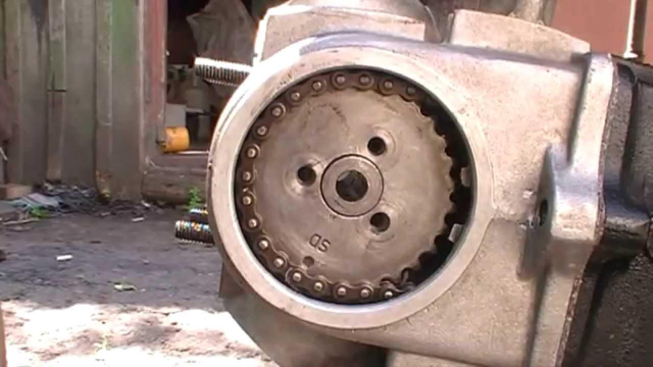 Мопед АльфА-сборка двигателя(1часть) - YouTube