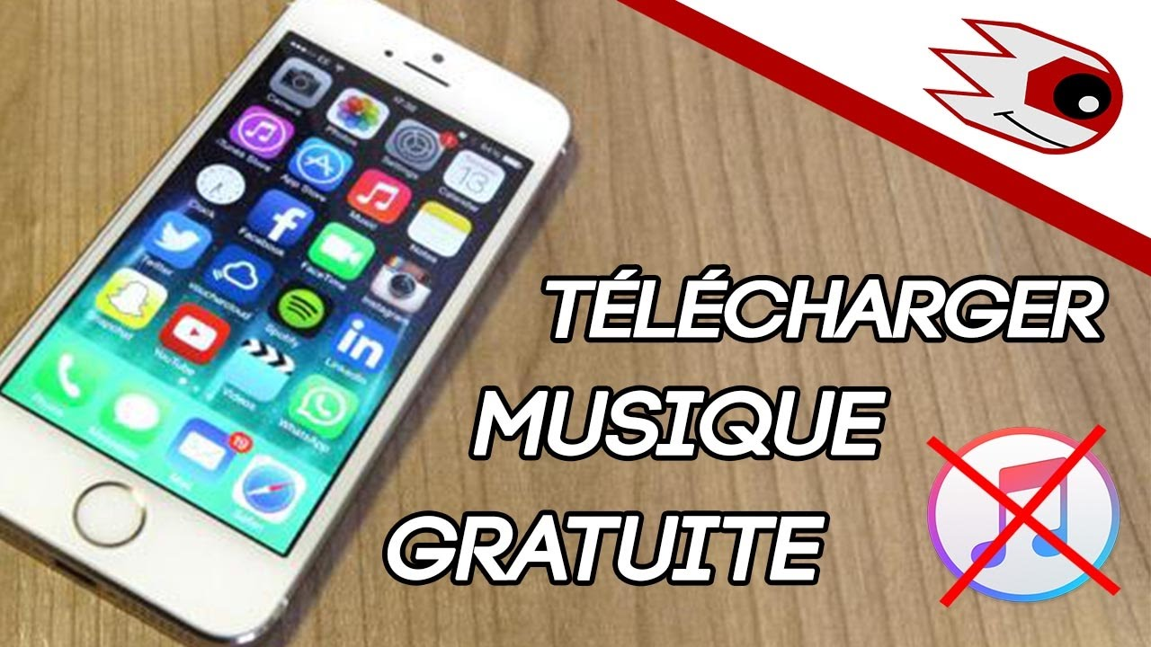 telecharger de la musique sur iphone itunes