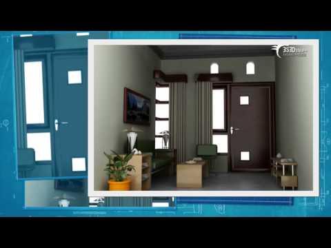 Desain Interior Ruang Tamu Minimalis 2014