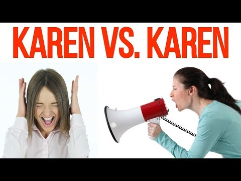 KAREN vs. KAREN... r/EntitledParents | fresh