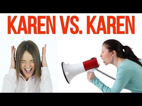 KAREN vs. KAREN... r/EntitledParents | fresh