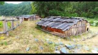 Hupa village sites