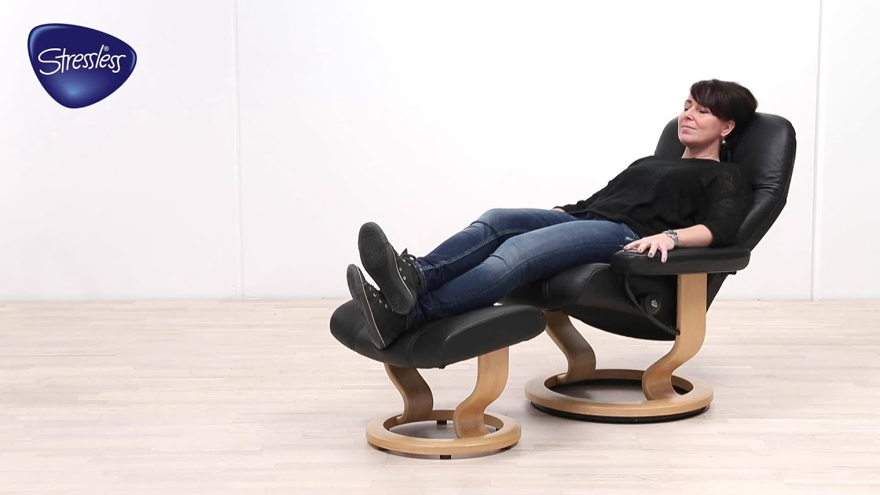 stressless sessel test ein bequemer hingucker stressless. Black Bedroom Furniture Sets. Home Design Ideas