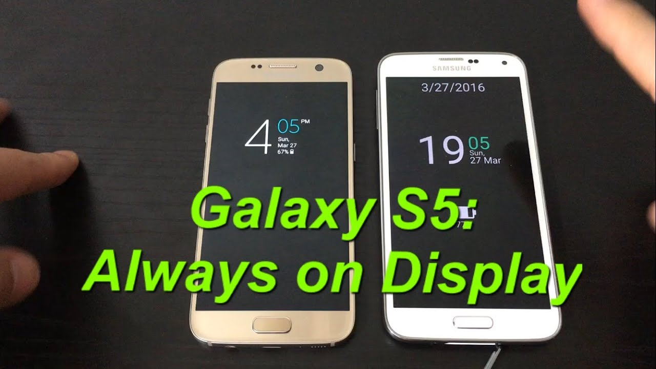 Galaxy S5: How to Get
