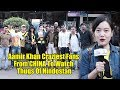 Aamir Khan Craziest Fans From CHINA To Watch Thugs Of Hindostan | Thugs Of Hindostan Review