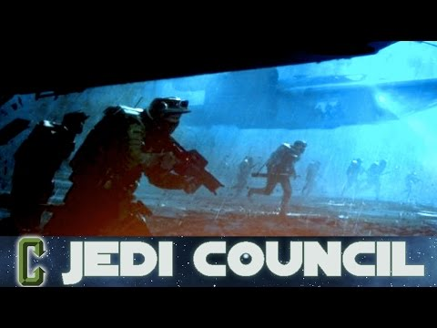 Collider Jedi Council - Rogue One Post Credits Scene After Force Awakens?