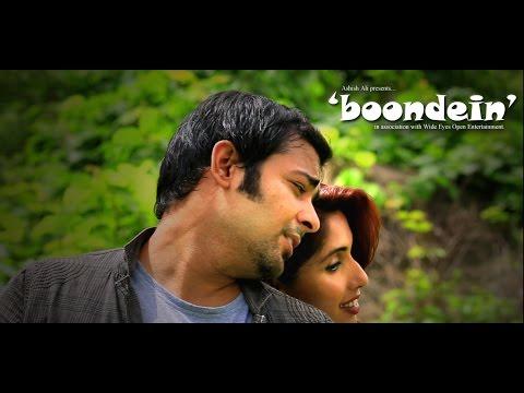 Boondein [Official Video] Ashish Ali feat Nidhi Joshi