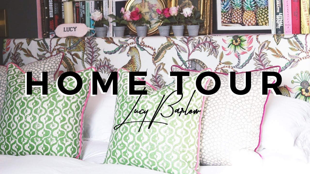 London Home Tour | Lucy Barlow