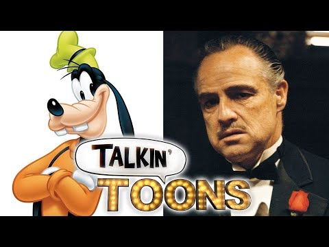 Goofy Is the Godfather! Talkin' Toons w Rob Paulsen