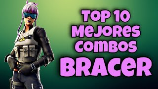 BEST SKIN BRACER FORTNITE BATTLE ROYALE COMBINATIONS