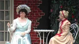 Importance of Being Earnest (PGLT)- Cecily and Gwendolyn (part I)