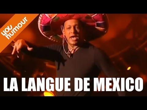 Alex Lekouid chante Mexico à grands coups de langue