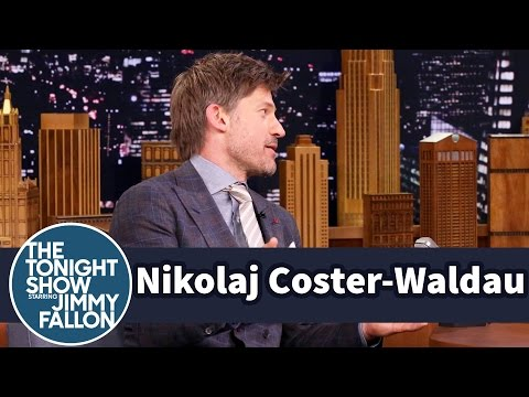 Nikolaj CosterWaldau's Wife Doesn't Watch Game of Thrones