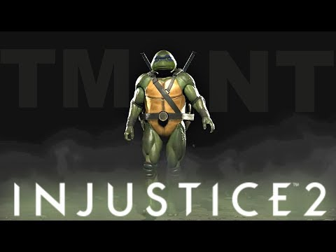 INJUSTICE 2 - TMNT TRAILER DATE(S) + TURTLE POWER TEASED BY ED BOON!