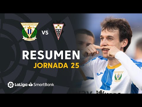 Leganes Albacete Goals And Highlights