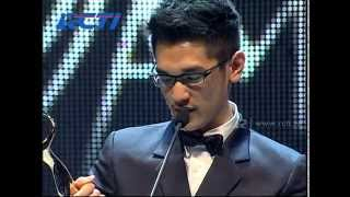 Afgan 'Panah Asmara' - Lagu Pop Terbaik - AMI 2012