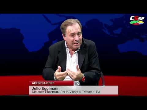 Eggimann: La recesión se profundiza y desde la Provincia no hay respuestas