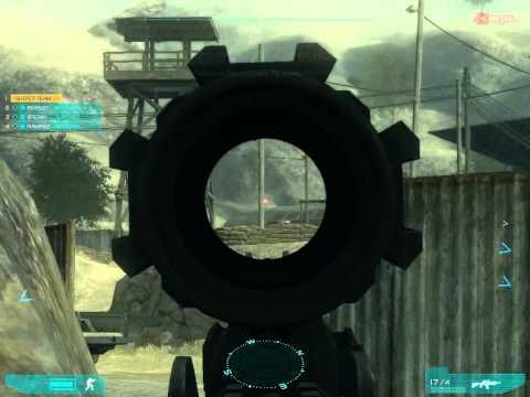 Обзор Tom Clancy's Ghost Recon Advanced Warfighter 2