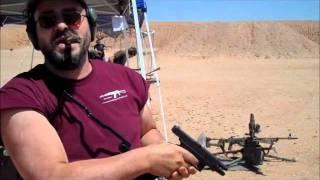 Machinepistols: Glock 18, Beretta 93R, Czech vz 61 Skorpion, Steyr TMP