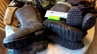 Wader Repair w. AQUASEAL How to Fix LEAKY Pinholes Tears Seams & Boots