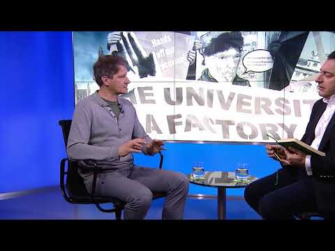 Is Neoliberalism Destroying British Universities? Professor Julian Stallabrass