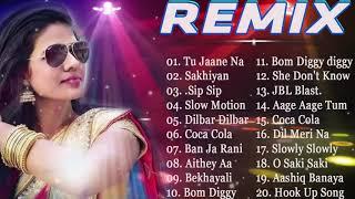 Hindi Dj Remix Nonstop Dance Mashup 2020