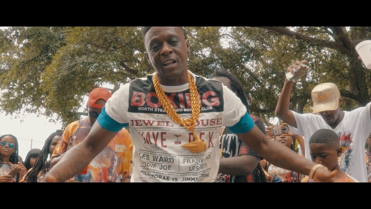 "GMB FT. BOOSIE BADAZZ ""YOU AINT BOUT THAT"" REMIX #1"