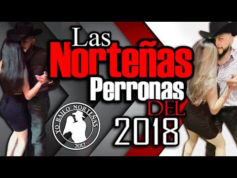 Las Norteñas Mas Perronas Del 2018 -DJTITO
