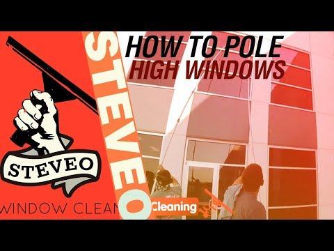 Helpful Tips on How to Pole High Windows
